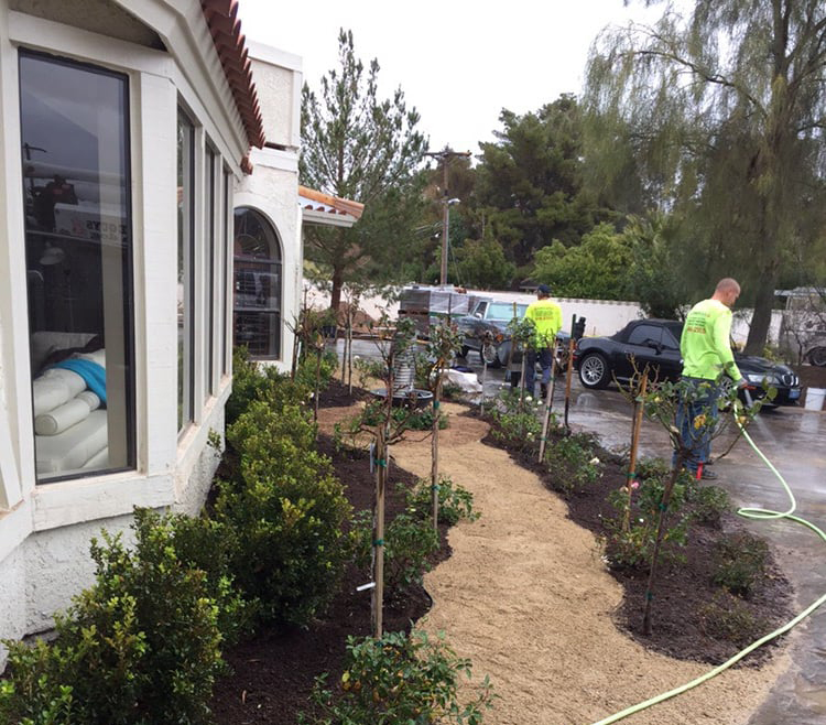 About Us! - 2 White Guys Landscaping and Design
