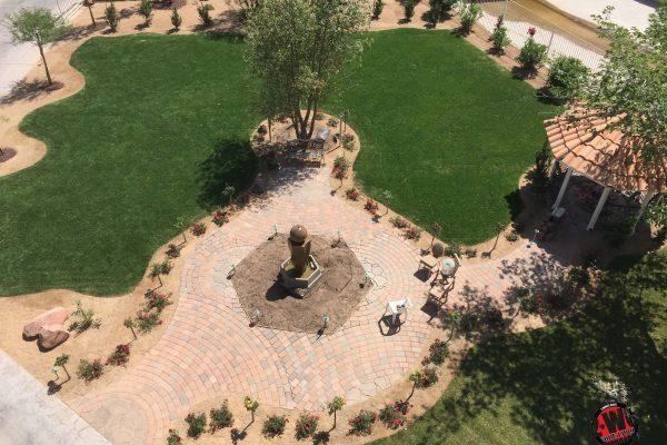 Commercial Landscaping in Las Vegas 2 White Guys18